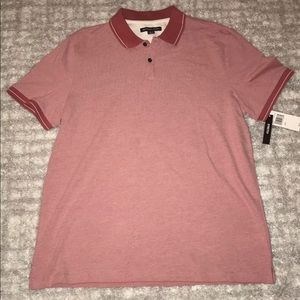 Michael Kors Dress Up Shirt Short Sleeve